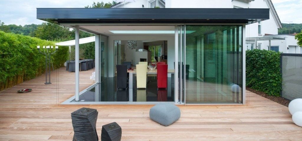 VIDUPLO® | SYSTEM GLASS DOORS